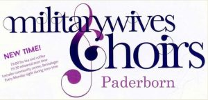 Military Wives Choir Paderborn  -  New Times