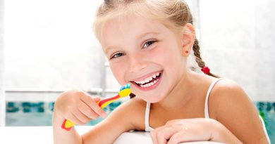 Winning smile: Dental centres in BFG offer you and your children the best care, treatment and advice