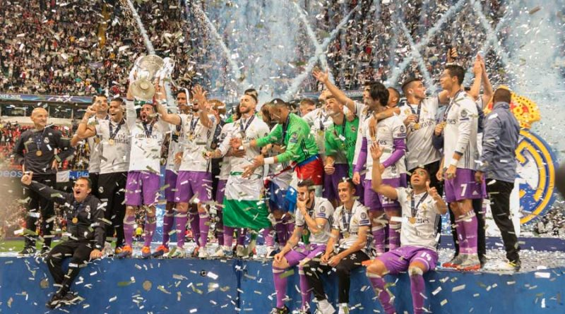 Europe's most successful club win their 12th UEFA Champions League title in Cardiff