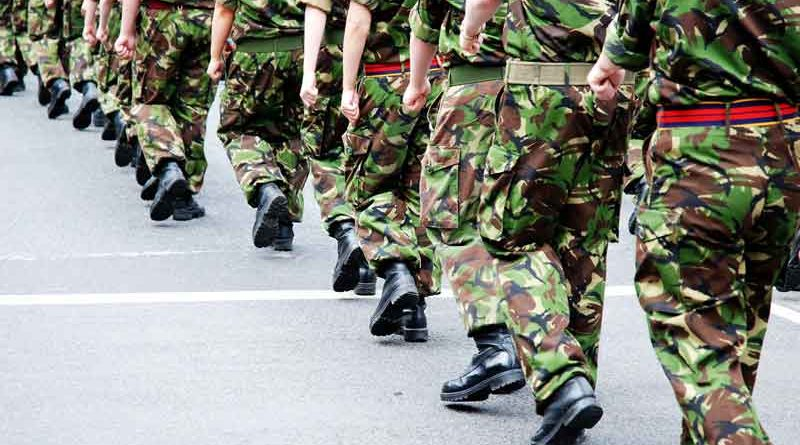 Armed Forces (Flexible Working) Bill
