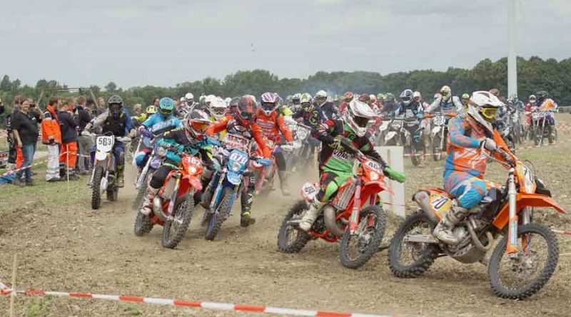 The championship attracted a wide range of racers of different abilities