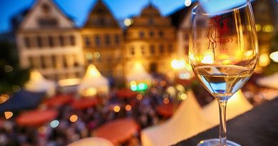 Grape expectations for Bielefeld's Weinmarkt